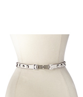 BCBGMAXAZRIA - Studded Turn-Lock Hinged Belt