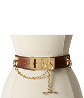 BCBGMAXAZRIA - Toggle Waist Belt