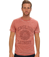 English Laundry  Burnout Tee Water Based Print  image