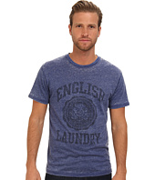 English Laundry  Burnout Tee Water Based Print  image