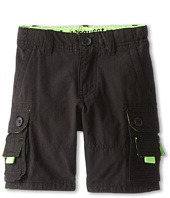 Request Kids - Kayne Cargo Twill Shorts (Toddler)