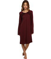 Hanro - Moma Long-Sleeve Nightgown