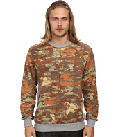 Crooks & Castles - Tactics Knit Crew Sweatshirt