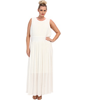 Calvin Klein Plus - Plus Size Pleated Maxi Dress