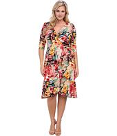 Kiyonna - Flirty Flounce Dress