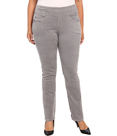 Jag Jeans Plus Size - Plus Size Malia Pull-On Slim Pinwale Cord