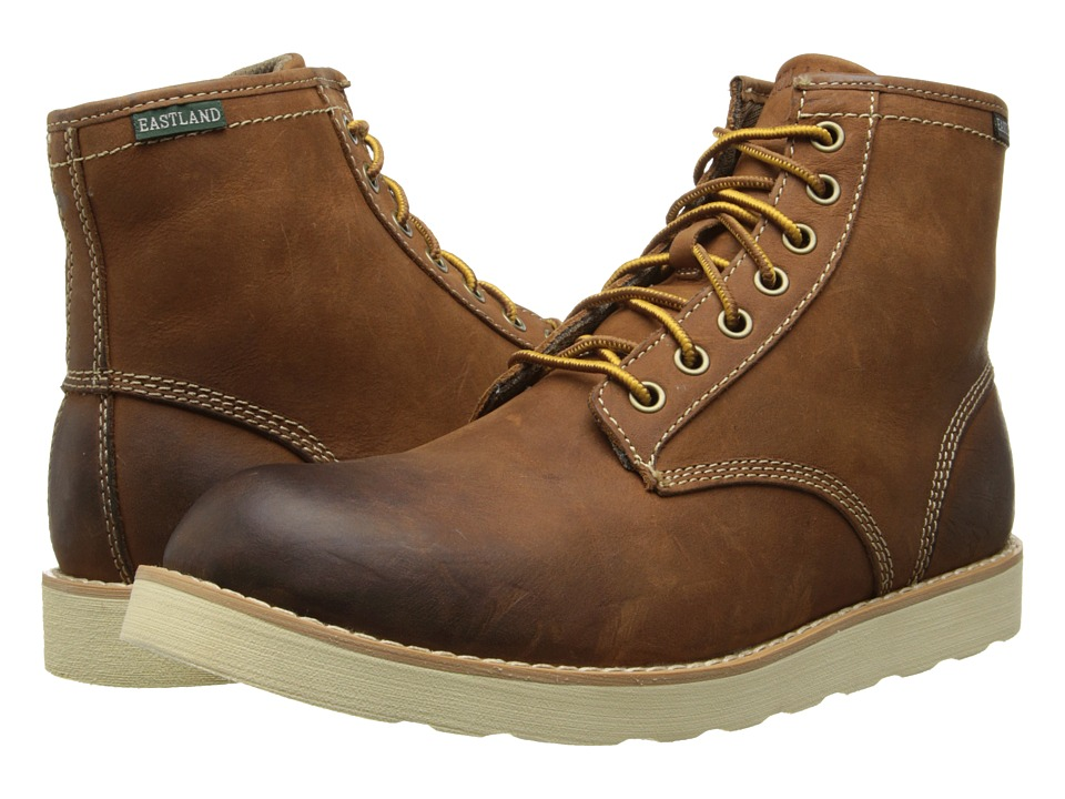 Eastland 1955 Edition Barron Peanut Mens Work Lace up Boots