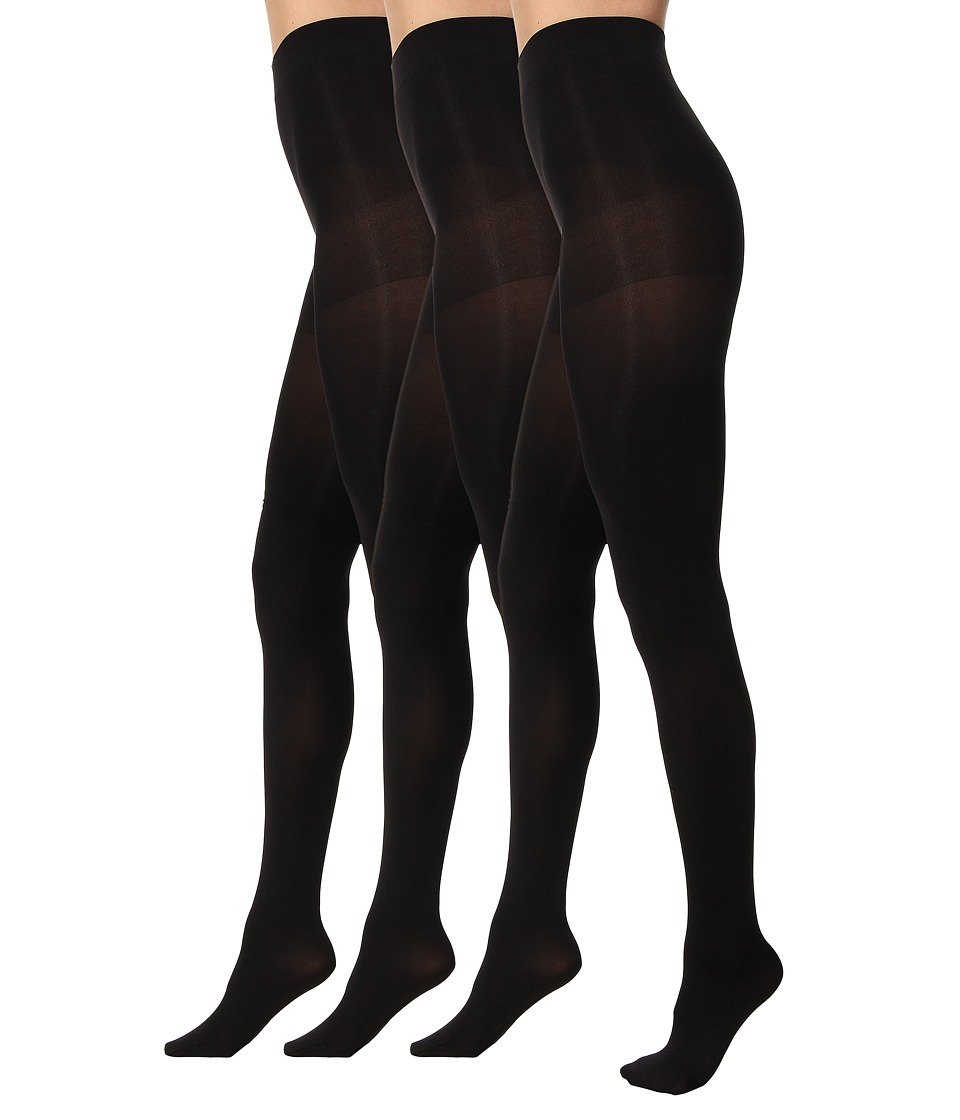 HUE HUE - Luster Tights 3 Pair Pack