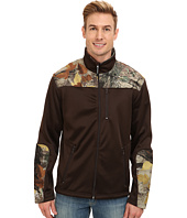 Roper - Bonded Fleece Pieced w/ Camo Zip Jacket