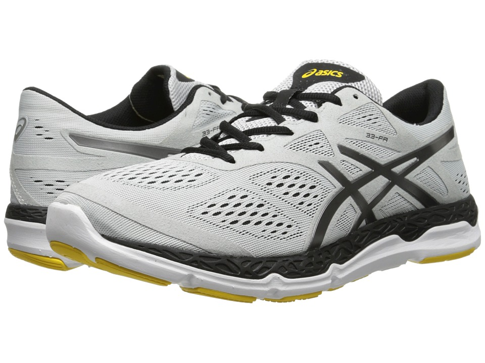 ASICS - 33-FA (Cloud/Titanium/Yellow) Men