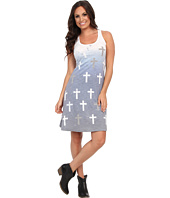 Roper - 9237 Poly Spandex Jersey Tank Dress
