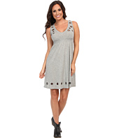 Roper - Heathers and Gray Jersey Dress