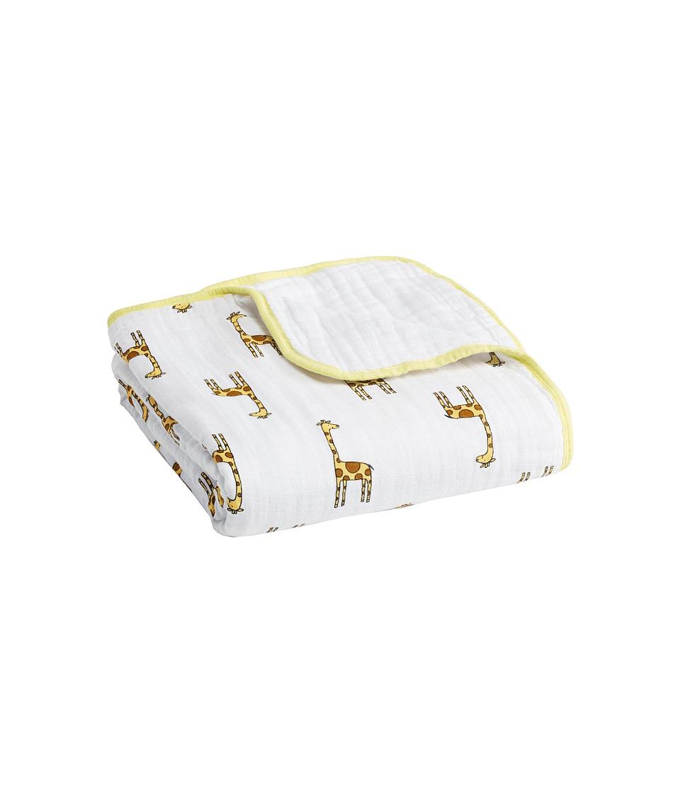 aden anais Classic Dream Blanket Jungle Jam Giraffe Sheets Bedding