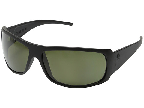 Electric Eyewear Charge XL Polarized - Matte Black/M1 Grey Polarized