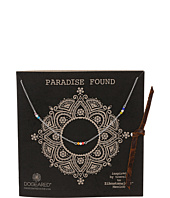 Dogeared - Paradise Found Z Mix Necklace