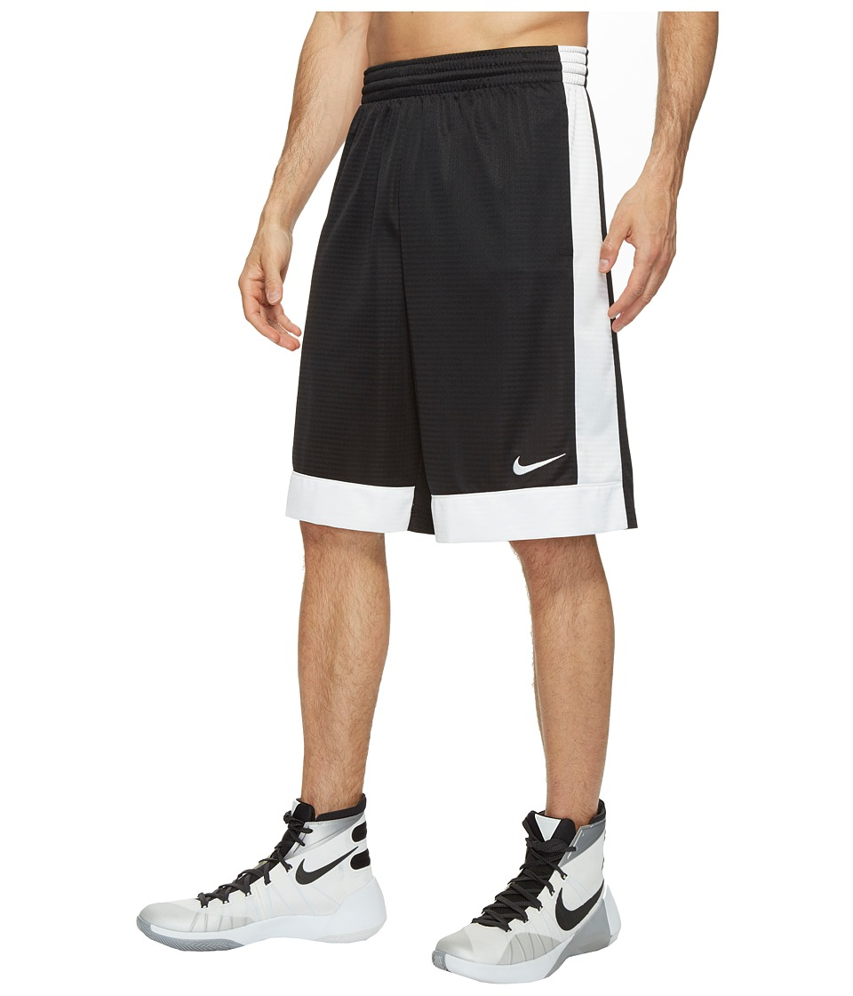 Nike Fastbreak Short (Black/White/White/White) Men