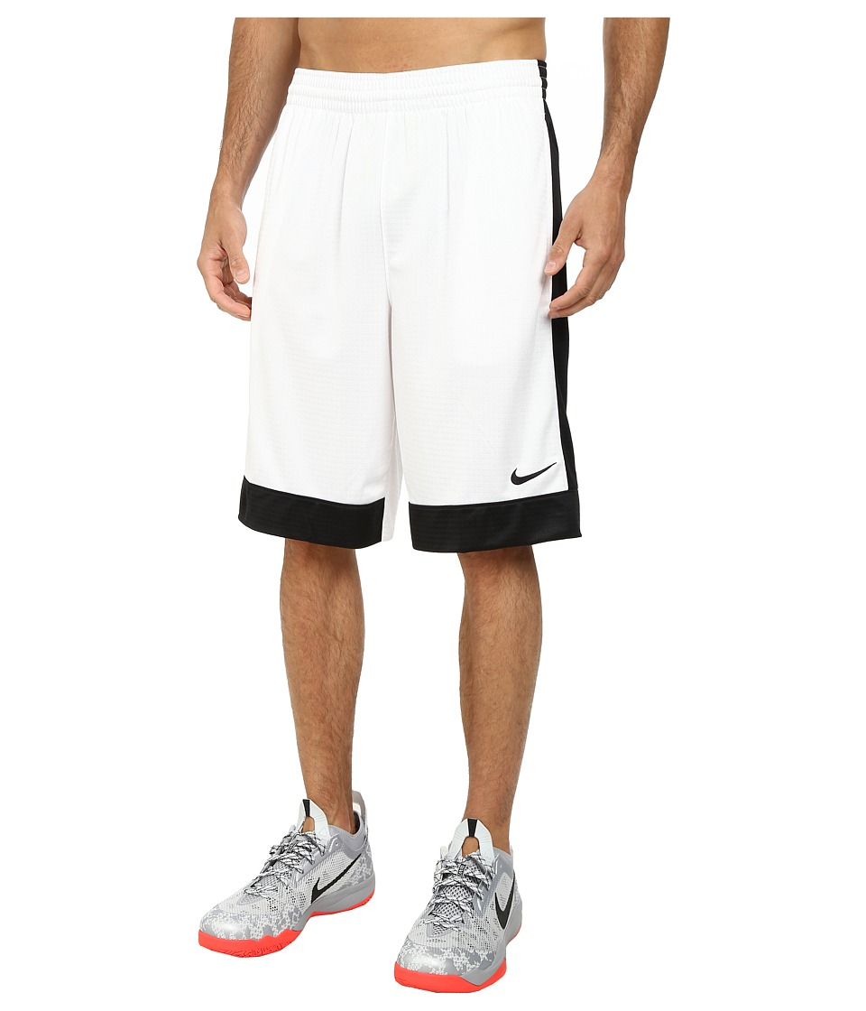 Nike Fastbreak Short (White/Black/Black/Black) Men