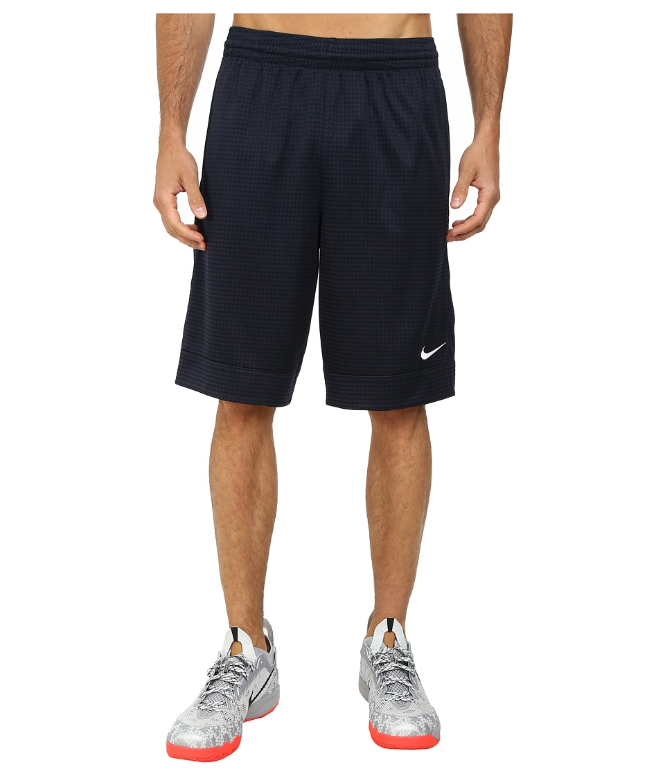 Nike Fastbreak Short (Obsidian/Obsidian/Obsidian/White) Men