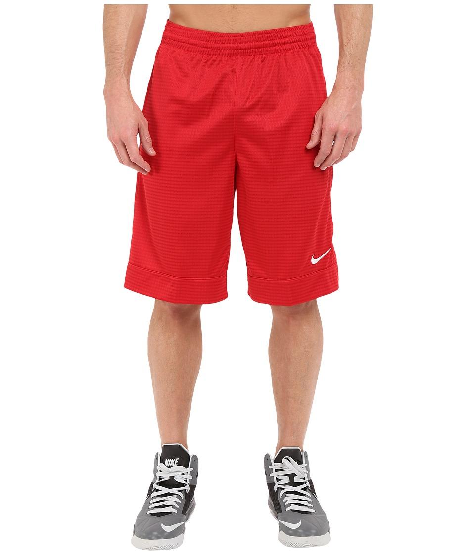 Nike Fastbreak Short (Gym Red/Gym Red/Gym Red/White) Men