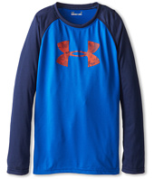 Under Armour Kids - Big Logo L/S (Little Kids/Big Kids)