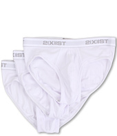 2(X)IST - 3-Pack ESSENTIAL No Show Brief