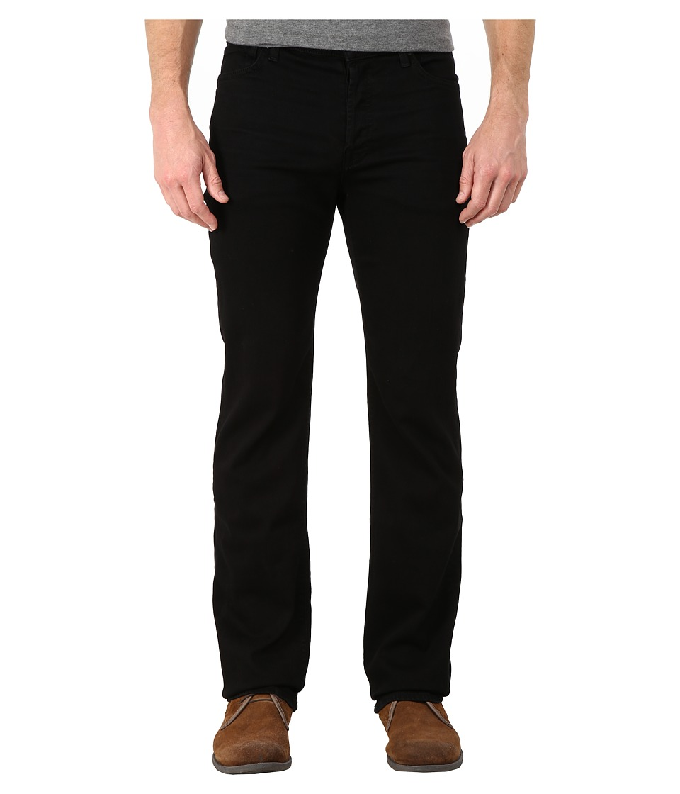 7 For All Mankind - Standard in Nightshade Black