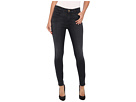 7 For All Mankind 7 For All Mankind The High Waist Ankle Skinny w/ Contour Waistband in Bastille Grey
