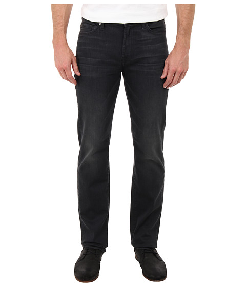 7 For All Mankind Luxe Performance Slimmy Slim Straight in Washed Sulfur