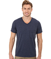 7 For All Mankind - S/S Raw V-Neck Tee