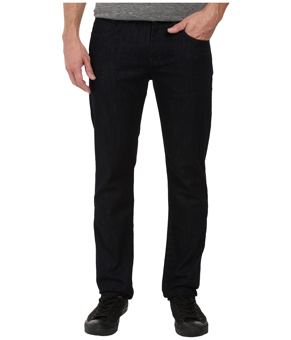 7 For All Mankind - The Straight w/ Clean Pocket in Deep Well (Deep Well) Mens Clothing