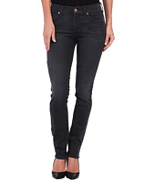 7 For All Mankind - The Modern Straight in Bastille Grey