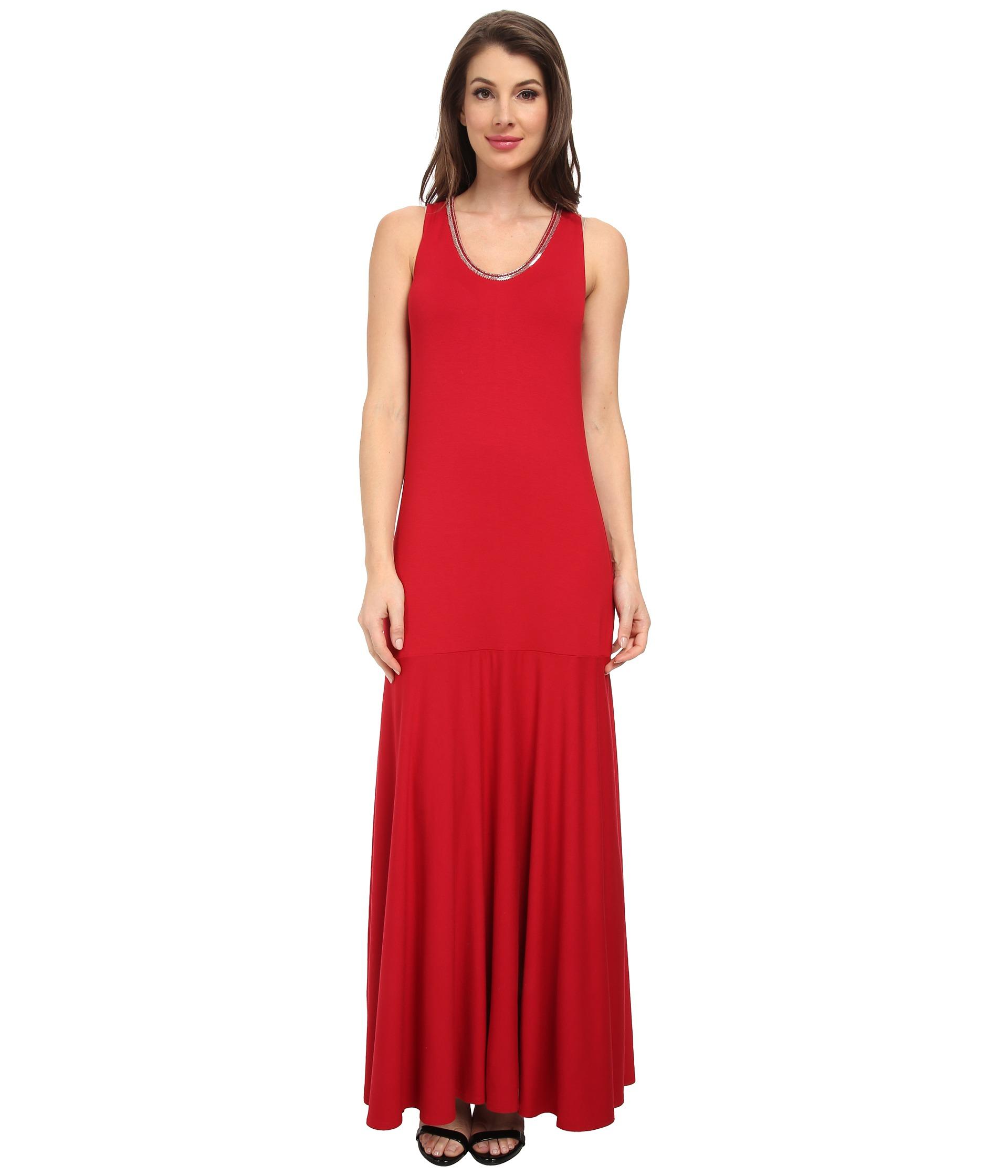 Tommy Bahama Gower Jersey Long Dress