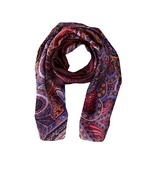 echo design paisley ombre scarf boysenberry zappos