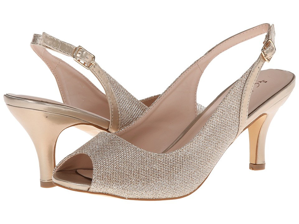 Coloriffics Athena (Champagne) High Heels