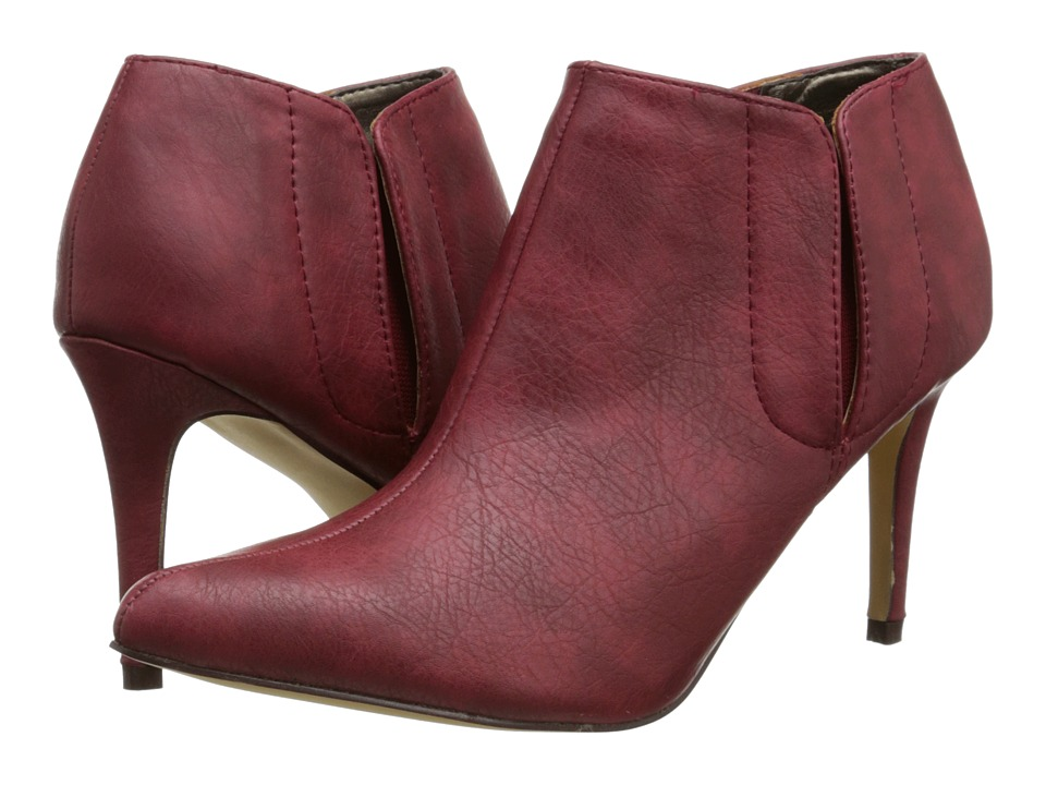 Michael Antonio Juliet (Red) Women's Dress Pull-on Boots