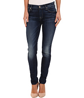 7 For All Mankind - The Slim Cigarette in Monarq Blue
