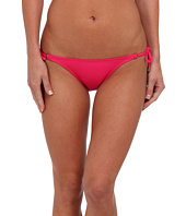 Vix - Sofia by Vix Solid Fuchsia Long Tie Full Bottom