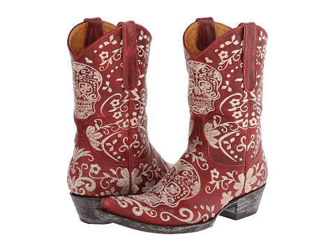 Boots, Cowboy Boots, Red | Shipped Free at Zappos