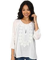 Tommy Bahama - Corrine Gauze Embroidered Tunic