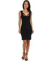 Nicole Miller - Structured Heavy Jersey Dress