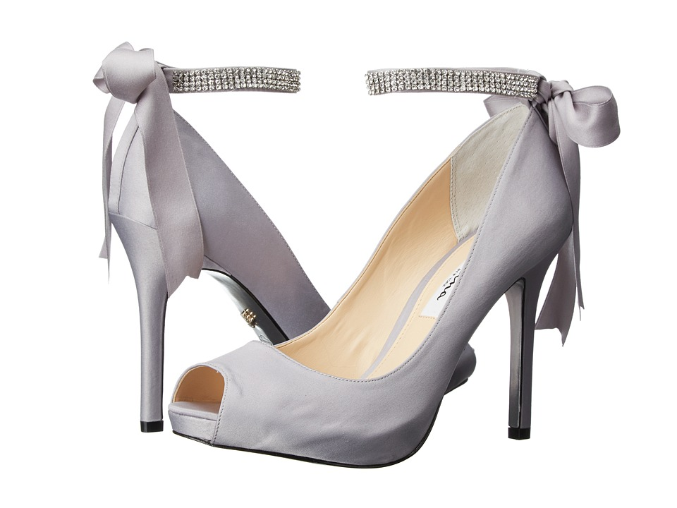 Nina - KAREN (Royal Silver) High Heels