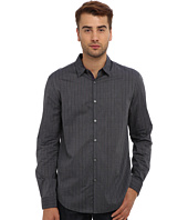 John Varvatos Star U.S.A. - Slim Fit Turnback Placket w/ Contrast Interior Shirt W434Q3L