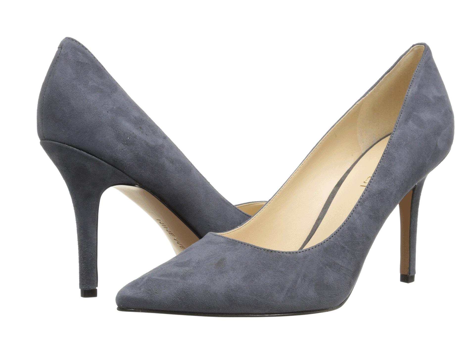 zappos gray wedges high heel sandals