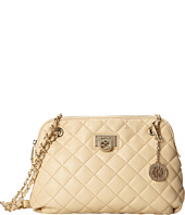 DKNY - Quilted Nappa Round Crossbody