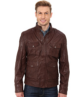 Lucky Brand - Roadster Leather Jacket