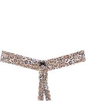 Hanky Panky - Plus Size Leopard Nouveau Crotchless Thong