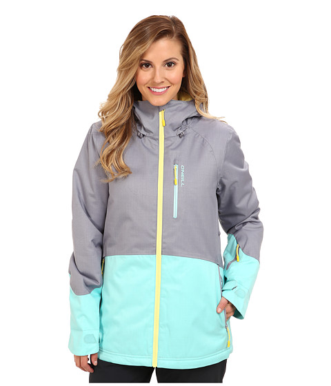 O'Neill Karma Jacket (Siberian Grey) Women's Coat