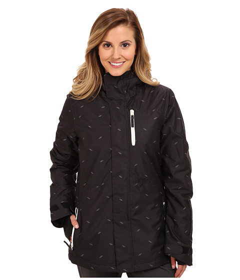 O'Neill Underground Jacket (Black Out) Women's Coat
