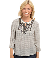 Lucky Brand - Lilah Mirror Top