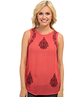 Lucky Brand - Ruby Embroidered Tank Top